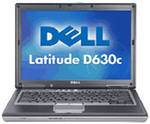 Notebook, Laptop Dell Latitude D630c