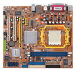 Motherboard Foxconn 761GXM2MA-RS2